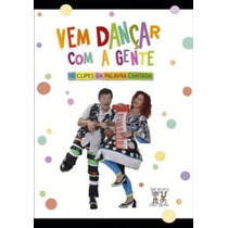 Palavra Cantada - Vem Dançar Com A Gente Dvd Infantil