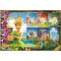 Coleção Tinker Bell 6 Dvds Edição De Colecionador