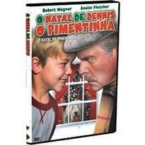 Dvd O Natal De Dennis O Pimentinha - Original E Lacrado
