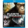 Planeta Dos Macacos 2 Discos A Origem + O Confronto Blu-ray