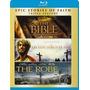 A Bíblia+a Maior História De Todos Os Tempos+o Manto Sagrado