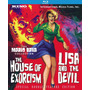 Blu-ray Lisa And The Devil/ The House Of Exorcism [eua] Novo