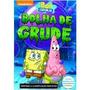 Dvd Bob Esponja - A Bolha De Grude - Lacrado - Original
