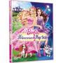 Dvd Infantil Menina Barbie A Princesa Pop Star Paramount
