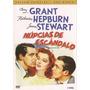 Núpcias De Escândalo-katharine Hepburn-2 Dvds Raro Novo Orig