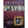 Dvd - Friends - A Décima Temporada - 4 Dvds