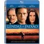 Blu-ray Lendas Da Paixão - Dublado - Brad Pitt