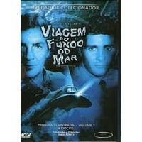 Box Viagem Ao Fundo Do Mar 1° Temporada Volume 1 - Original