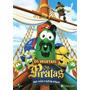 Dvd Os Vegetais Os Piratas Que Não Fazem Nada   Frete Grátis