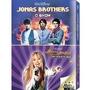 Dvd Jonas Brothers O Show+hannah Montana E Miley Cyrus Show