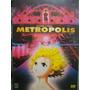 Dvd - Metrópolis - Duplo - Osamu Tezuka
