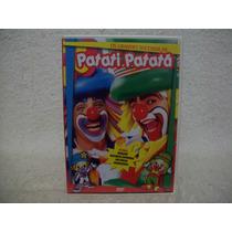 Dvd Original Os Grandes Sucessos De Patati Patatá