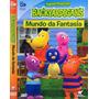 Dvd Backyardigans Mundo Da Fantasia Compre Ja