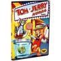 Tom E Jerry - Aventuras - Vol. 2 - Dvd - Original