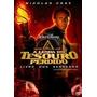 Dvd A Lenda Do Tesouro Perdido - Livro Dos Segredos