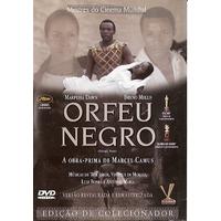 Dvd, Orfeu Negro Do Carnaval ( Raro) - Marcel Camus Premiado