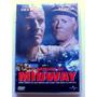 Filme Guerra Clássico Dvd A Batalha De Midway - Frete Barato