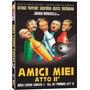 Dvd Meus Caros Amigos Vol. 2 - Mario Monicelli - Frete Gráti