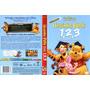 Dvd Lacrado Disney Ursinho Pooh 1 2 3 Descobrindo Os Numeros