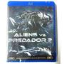 Blu-ray Aliens Vs. Predador 2 Novo E Lacrado Original