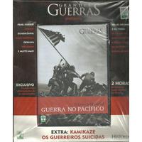 Dvd Grandes Guerras - 2ª Guerra Mundial-guarra No Pacífico