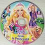 Coleção Dvds Da Barbie - 5 Dvds