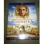 Blu-ray Book Cleópatra (especial Duplo+livreto) (lacrado)