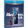 Monstros S.a. 3d - Blu-ray Duplo - Lacrado - Disney