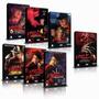 Dvd Coleção A Hora Do Pesadelo - 7 Dvds - Lacrado E Original