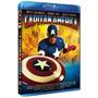 Blu-ray Capitão América - Leg Em Português - Lacrado - 1990