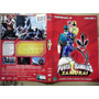 Dvd Power Rangers - Samurai - Temporada 18 - Volume 1