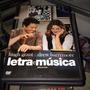 Dvd Filme Letra De Música