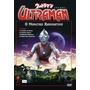 Dvd Ultraman - Volume 3: O Monstro Radioativo