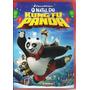 O Natal Do Kung Fu Panda - Dreamworks - Dvd Original E Novo