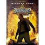 Dvd A Lenda Do Tesouro Perdido / Nicolas Cage - Semi Novo