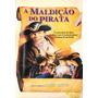 Vhs A Maldição Do Pirata, 1993, Aventura, Dublado