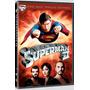 Dvd, Superman Ii, A Aventura Continua, Duplo ( Raro) - Cult