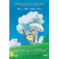 Vidas Ao Vento Dvd Hayao Miyazaki Anime Japones Pré Venda