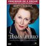 Dvd A Dama De Ferro - C/ Meryl Streep - Original.