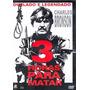 3 Horas Para Matar - Dvd - Charles Bronson - Jill Ireland
