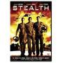 Dvd Stealth - Ameaça Invisível - Original.