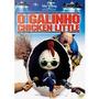 Dvd O Galinho Chicken Little - Original