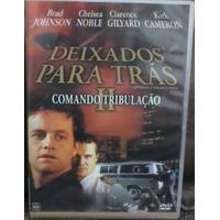 Dvd Deixados Para Trás 2 Comando Tribulação Original/lacrado