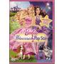 Barbie- Princesa & Pop Star + Exclusivo Cd 3 Música Dvd Novo
