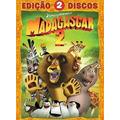 Madagascar 2 Duplo C/ Capa Holográfica - Novo Orig. Lacrado