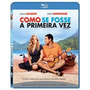 Blu-ray - Como Se Fosse A Primeira Vez (lacrado)
