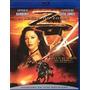 Lenda Do Zorro, A - Blu Ray Dub/ Leg, Lacrado