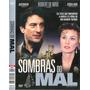 Dvd, Sombras Do Mal ( Raro) - Robert De Niro, Jessica Lange