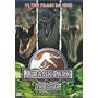 Jurassic Park 1 2 3 - Trilogia Coleção Completa Dvd Novo