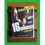 Dvd 16 Quadras - Bruce Willis - Perfeito Estado